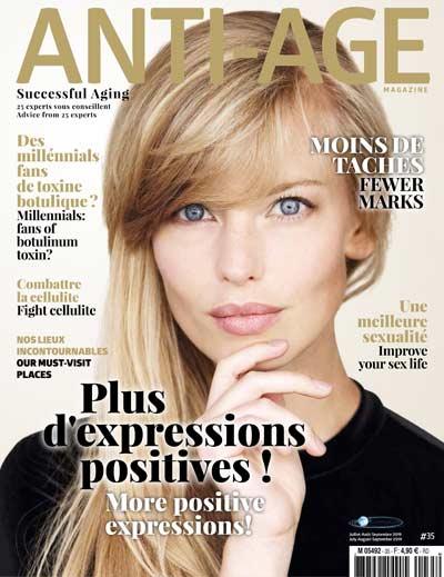 Anti-age Magazine Le MD Codes 9-2019