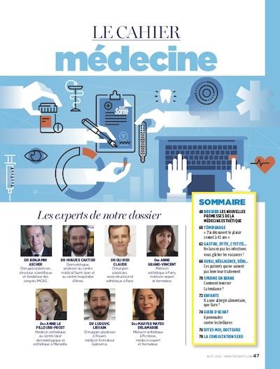 Le cahier médecine WWW.TOPSANTE.COM