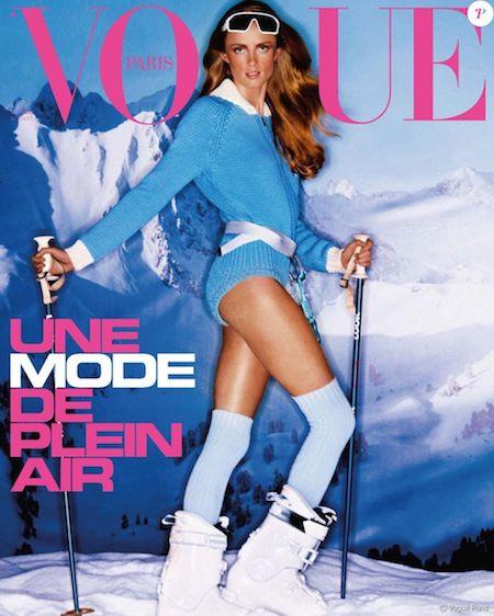 Vogue Paris Octobre 2020